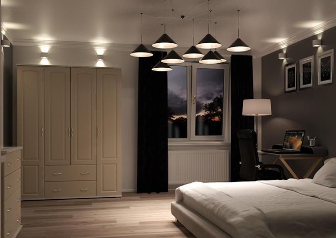 Hartfield Cream Bedroom Doors