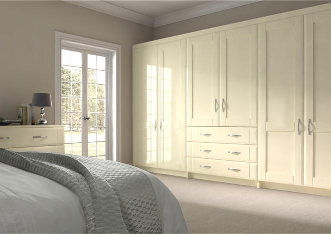 Mayfield Legno Ivory Bedroom Doors
