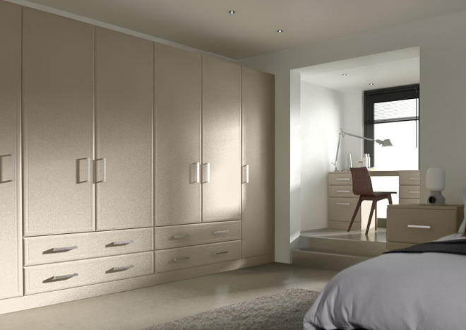 Newick Legno Cashmere Bedroom Doors