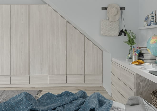Ringmer Avola White Bedroom Doors