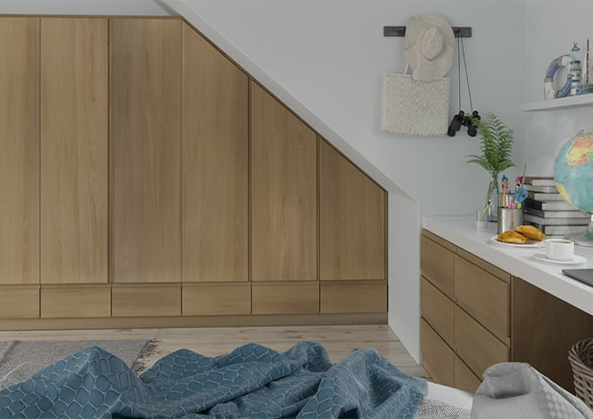 Ringmer Beech Bedroom Doors