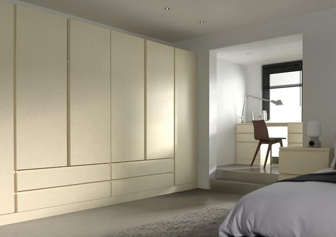 Ringmer Cream Ash Bedroom Doors