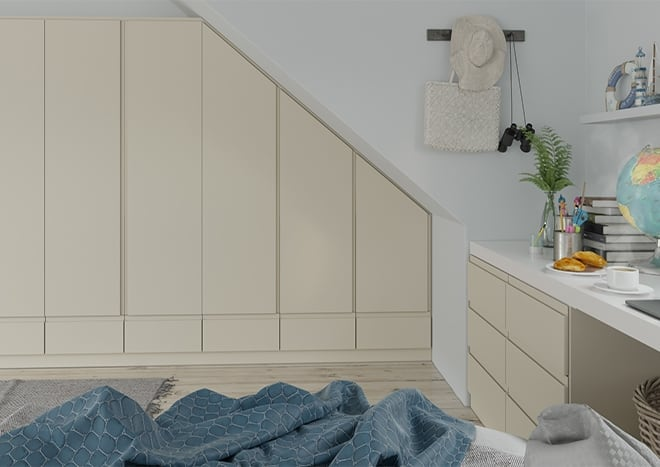 Ringmer Cream Bedroom Doors