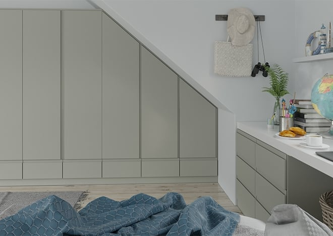 Ringmer Dakar Bedroom Doors