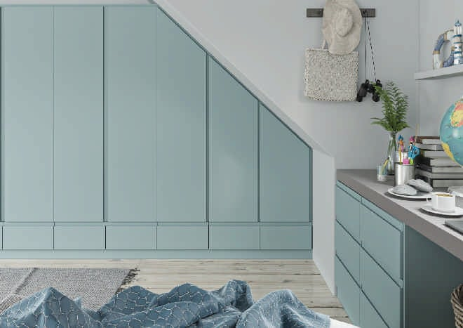 Ringmer Fjord Bedroom Doors