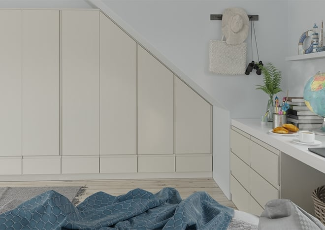 Ringmer Legno Dakar Bedroom Doors