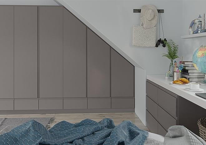 Ringmer Legno Nordic Bedroom Doors & Ringmer Legno Nordic Bedroom Doors | Made to Measure from £3.19