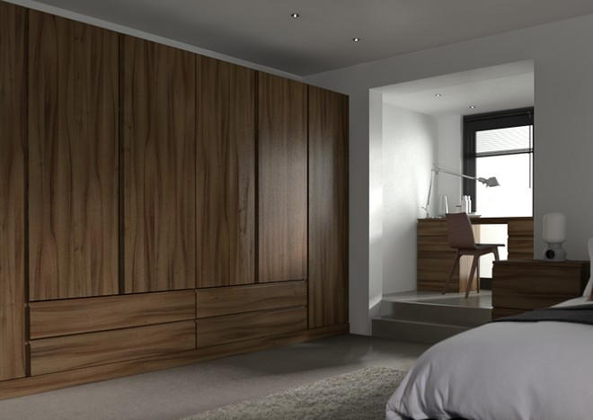 Ringmer Medium Tiepolo Bedroom Doors