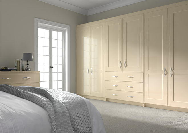 Singleton Legno Magnolia Bedroom Doors