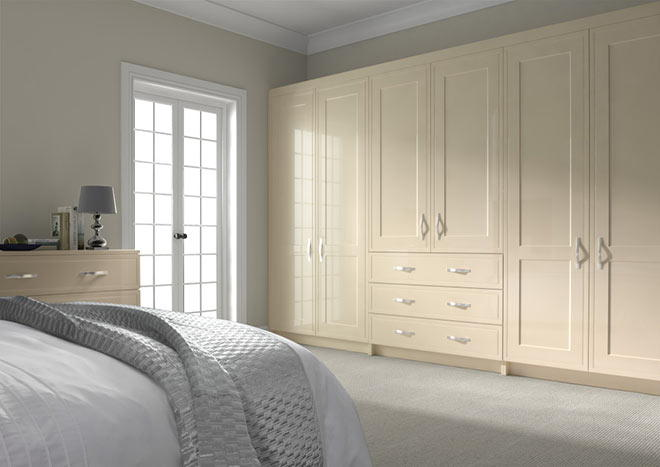 Singleton Mussel Bedroom Doors
