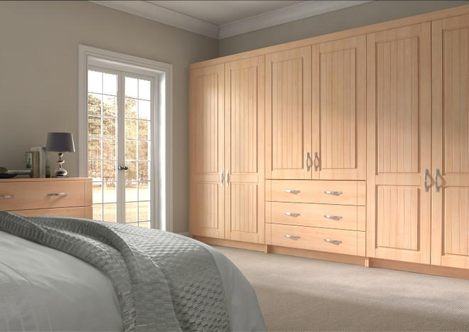 Storrington Beech Bedroom Doors