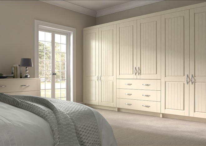 Storrington Beige Bedroom Doors