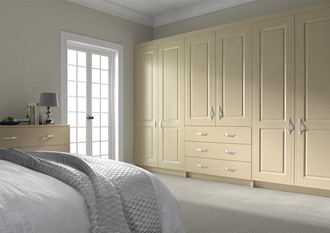 Ticehurst Legno Dakar Bedroom Doors