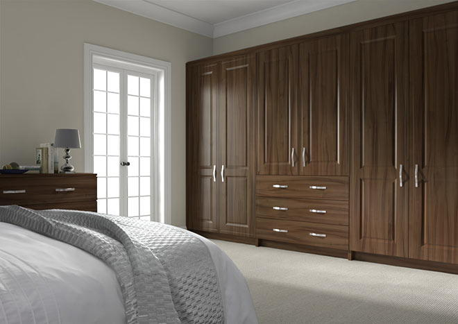 Ticehurst Medium Tiepolo Bedroom Doors