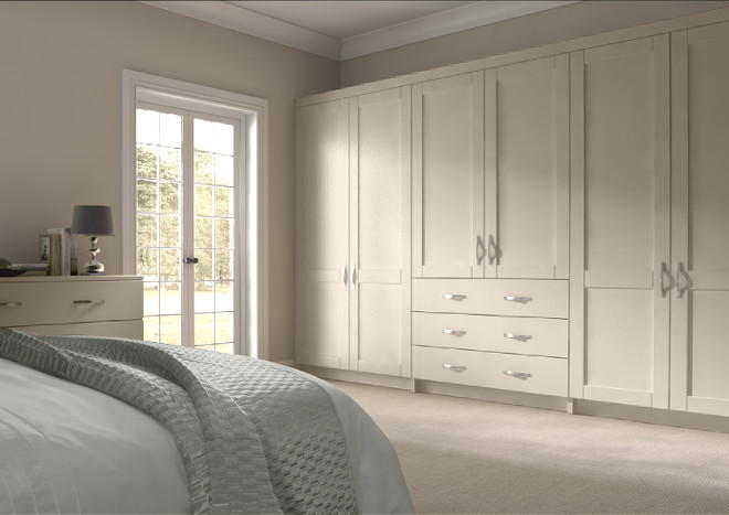 Washington Matt Cashmere Bedroom Doors