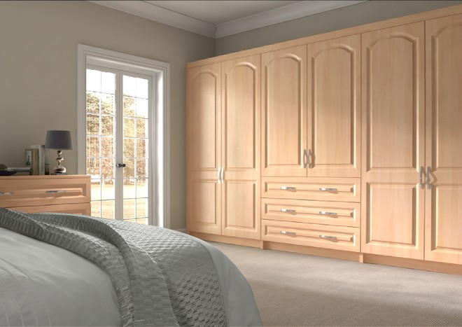 Westfield Beech Bedroom Doors
