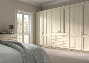 Amberley Beige Bedroom Doors