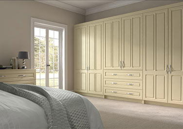 Amberley Dakar Bedroom Doors