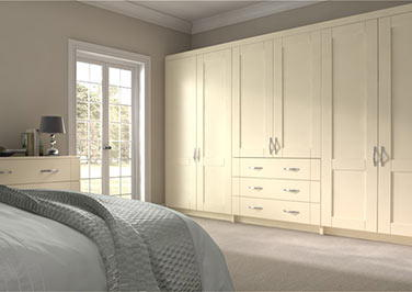 Arlington Magnolia Bedroom Doors