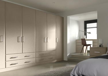 Brighton Matt Cashmere Bedroom Doors