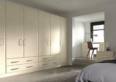 Brighton Magnolia Bedroom Doors