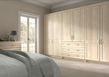 Chichester Acacia Bedroom Doors