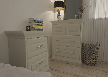Chichester Ivory Bedroom Doors