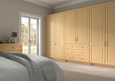 Chichester Ontario Maple Bedroom Doors