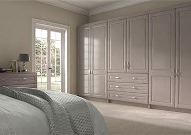 Chichester Stone Grey Bedroom Doors