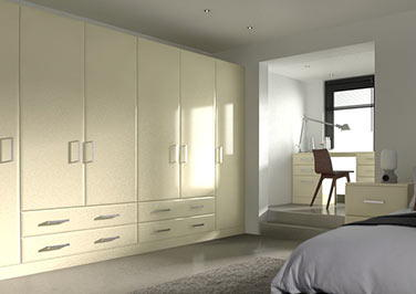 Durrington Legno Magnolia Bedroom Doors