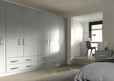 Durrington Light Grey Bedroom Doors