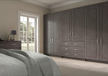 Fairlight Avola Grey Bedroom Doors