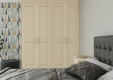 Fairlight Ivory Bedroom Doors