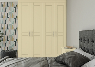 Fairlight Vanilla Bedroom Doors