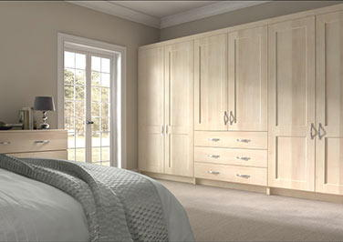 Kingston Acacia Bedroom Doors