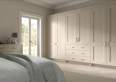 Kingston Matt Cashmere Bedroom Doors