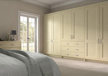 Kingston Dakar Bedroom Doors