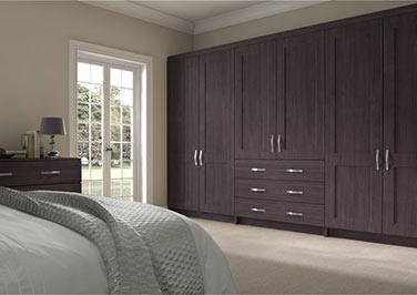 Kingston Melinga Oak Bedroom Doors