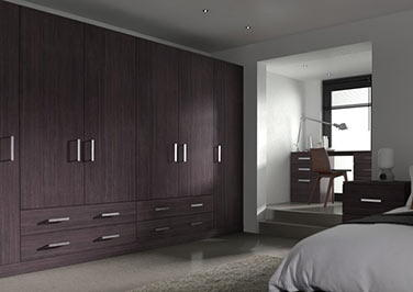 Lewes Melinga Oak Bedroom Doors