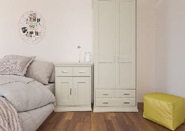 Mayfield Ivory Bedroom Doors