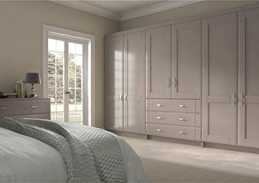 Mayfield Legno Stone Grey Bedroom Doors