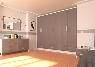 Newick Legno Nordic Bedroom Doors