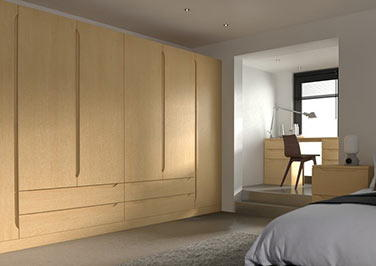 Petworth Ontario Maple Bedroom Doors