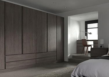 Ringmer Avola Grey Bedroom Doors