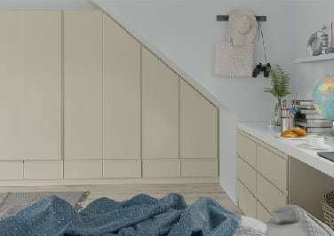 Ringmer Ivory Bedroom Doors