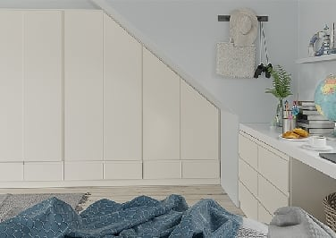 Ringmer Magnolia Bedroom Doors