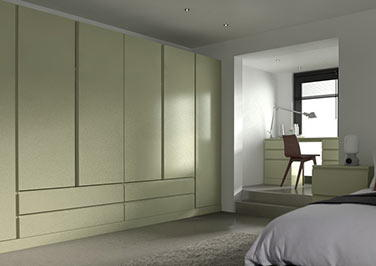 Ringmer Olive Bedroom Doors