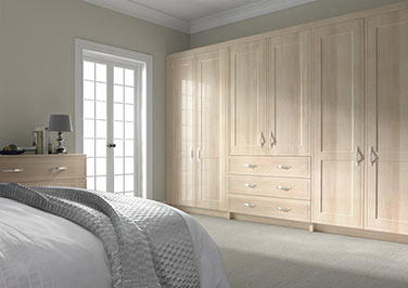 Singleton Acacia Bedroom Doors