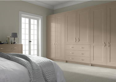Singleton Legno Cashmere Bedroom Doors
