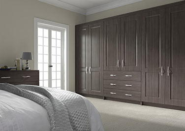 Ticehurst Avola Grey Bedroom Doors